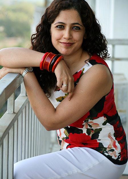 Helter Skelter: Madhuri Bannerjee