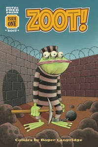 "Buy the new ""Zoot!"" from the web store!"
