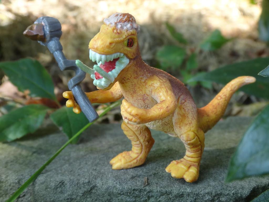 Predasaur Pachymegasaurus