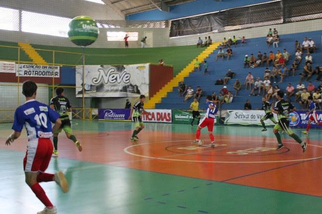Copa Tv Grande Rio Dormentes x Trindade (Foto: Magda Lomeu)