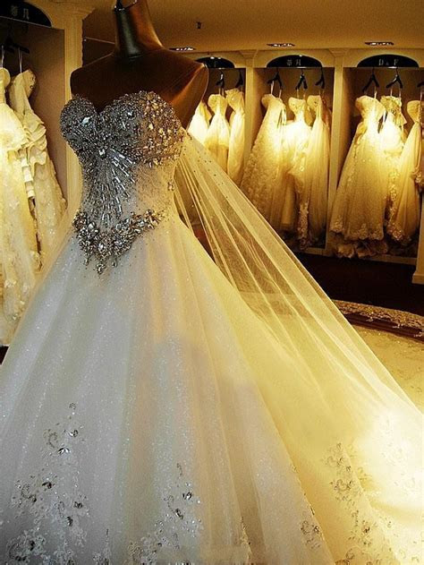 2013 Swarovski Crystals Beading Lace And Prom Wedding