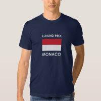 Grand Prix Monaco Tee Shirt