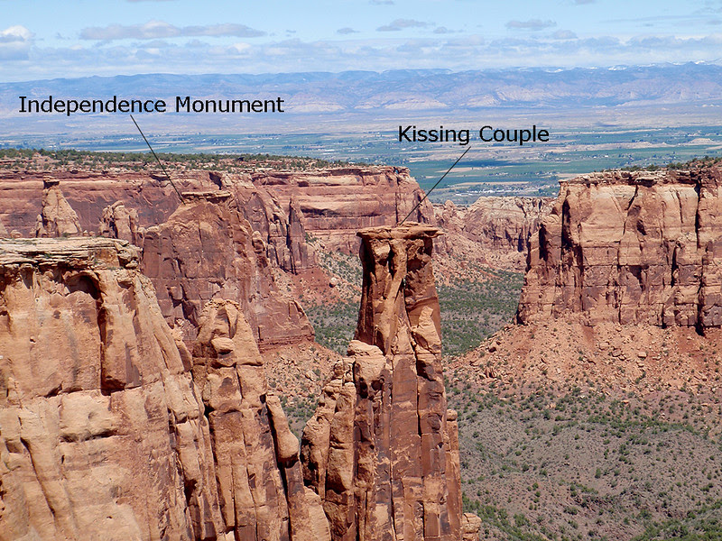 Lower Monument Canyon, Colorado National Monument