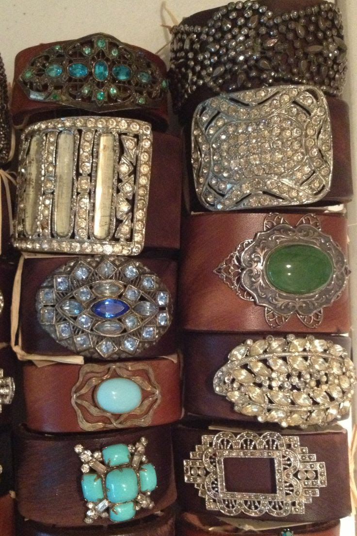 More lovely cuffs from Made in the Deep South