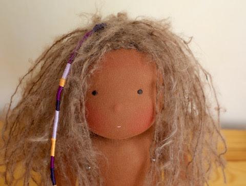 Diy Bunte Haarsträhne Mariengold