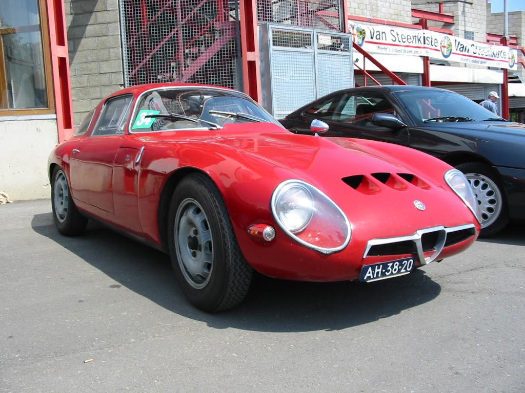 Modifications of Alfa romeo giulia. www.picautos.com