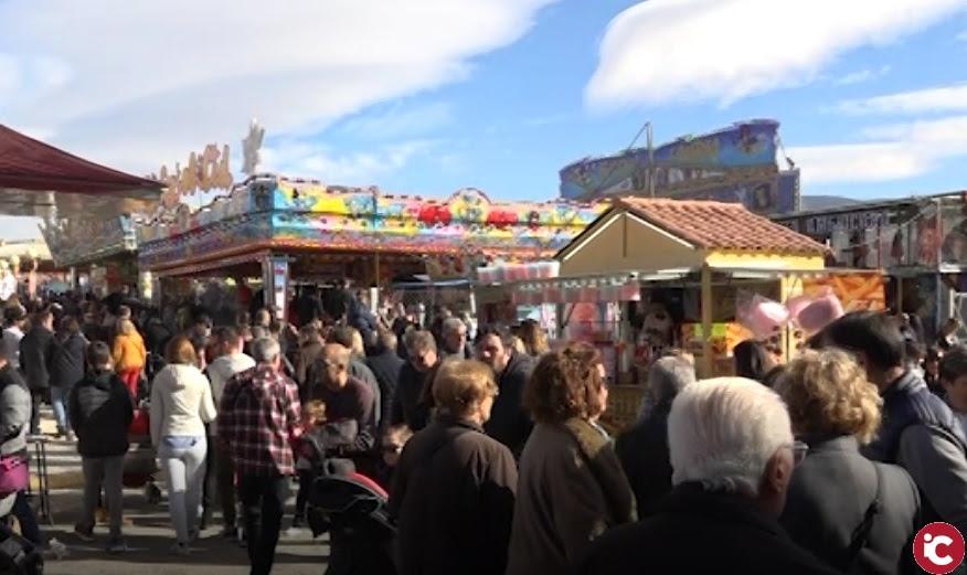 Resultado de imagen de Feria de la Inmaculada de Elda