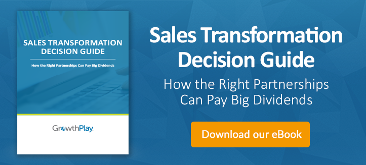 Sales Transformation Decision Guide
