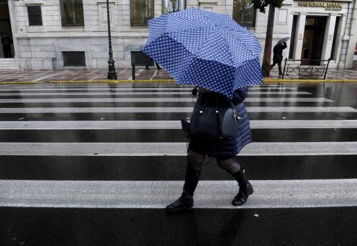 Καιρός: Σε πτώση η θερμοκρασία – Η πρόγνωση της Παρασκευής