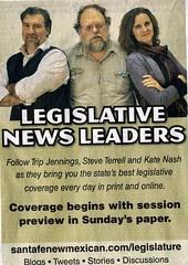 Legislative News Leaders