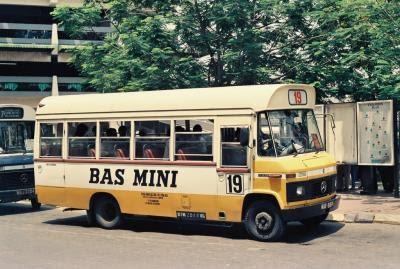 Nostalgia Bas Mini Wilayah