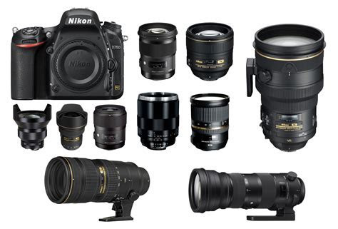 Best Lenses for Nikon D750