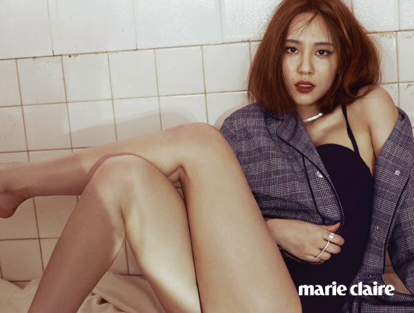 Miss A Fei - Marie Claire Magazine August Issue '15
