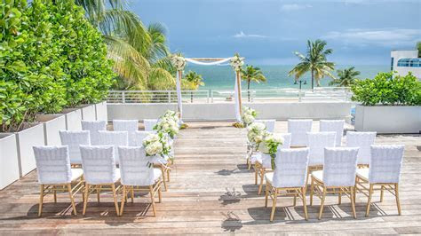 Fort Lauderdale Wedding Venues   The Westin Fort
