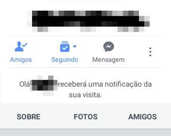 Novo Boato Do Facebook Notificação Sobre Quem Viu Seu Perfil é