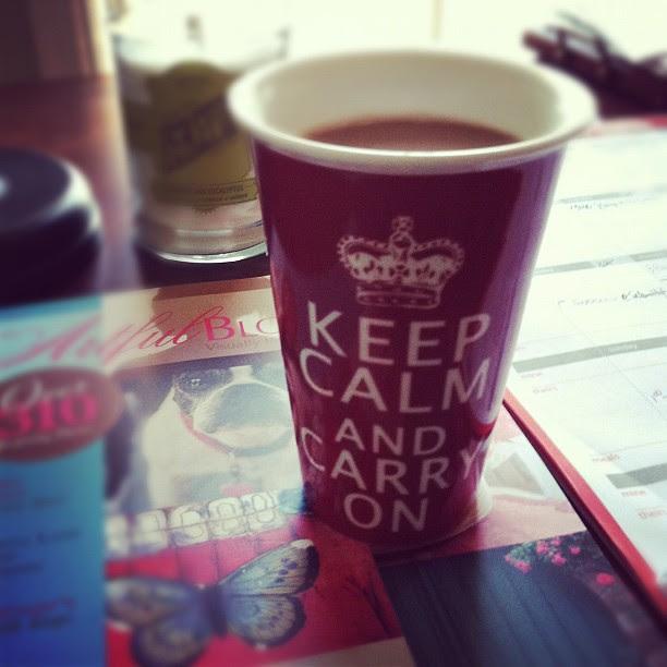 Good Saturday Morning.  #teamcoffee