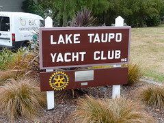 Lake, Taupo