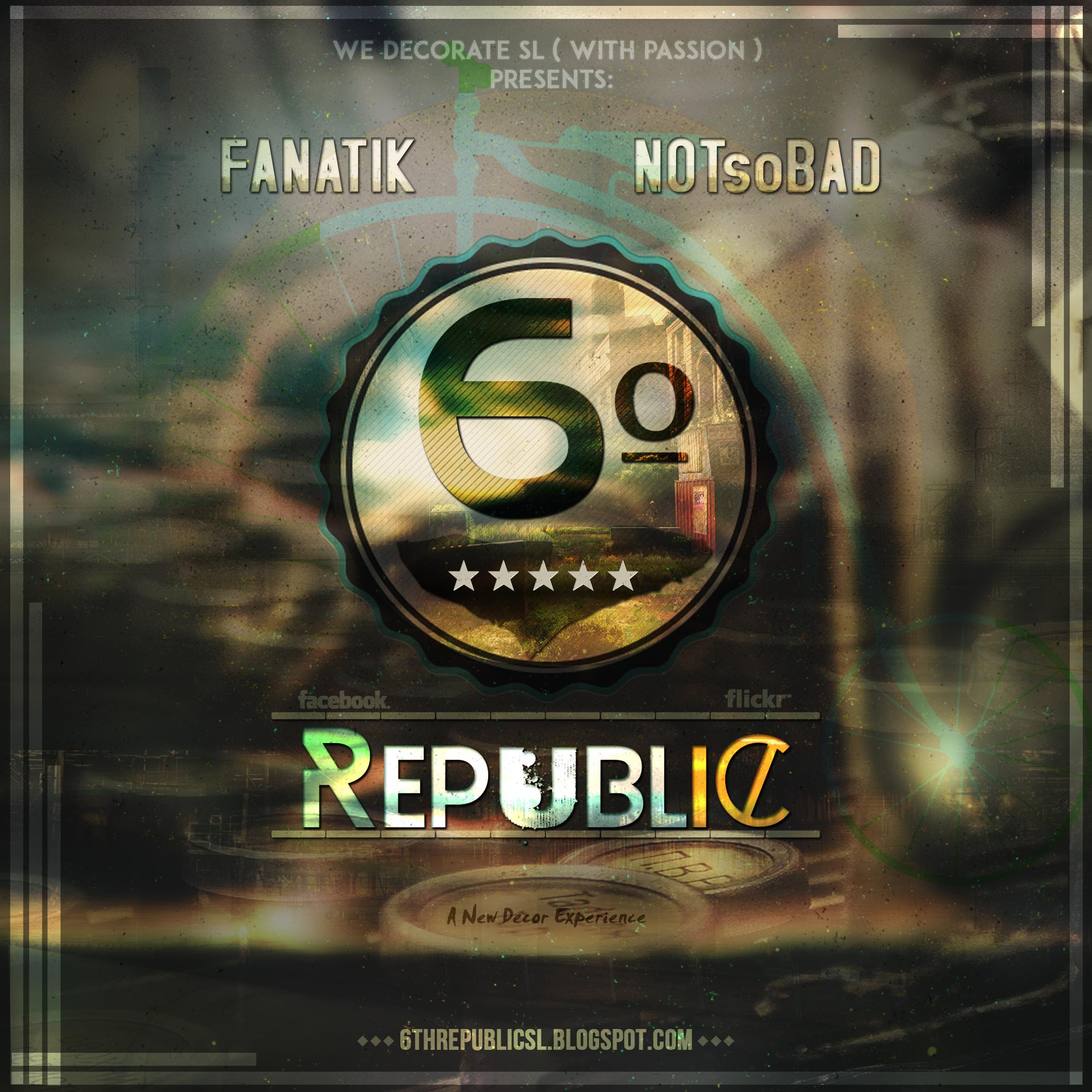 6º Republic Event