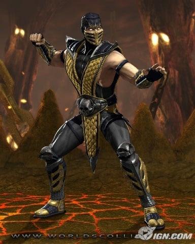 mortal kombat scorpion pictures. mortal kombat characters