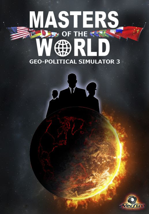 Masters of The World Geopolitical Simulator 3 SKIDROW
