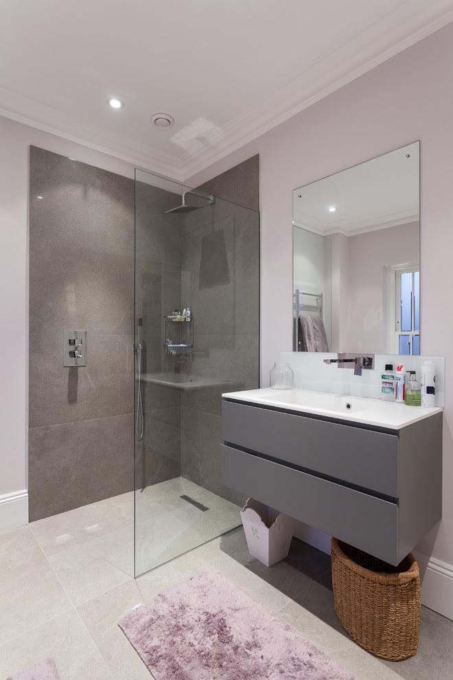 Ten Chic Lavender Bathroom Ideas You Can Apply | Decohoms