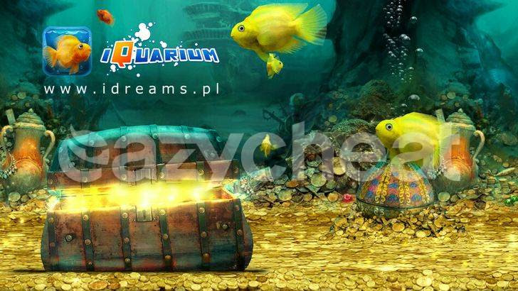 iQuarium - virtual fish 2.15 cheat