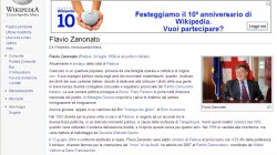 Falso profilo su Wikipedia Zanonato è di famiglia rom