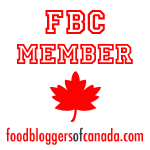 Proud member of the Food Bloggers of Canada