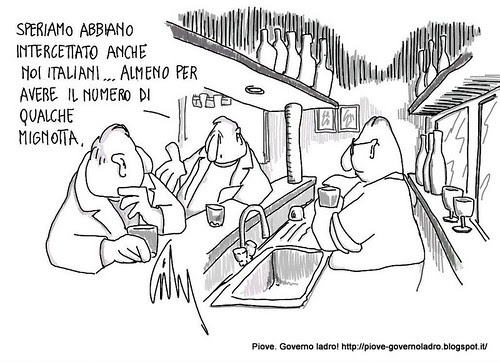 Intercettati! by Livio Bonino