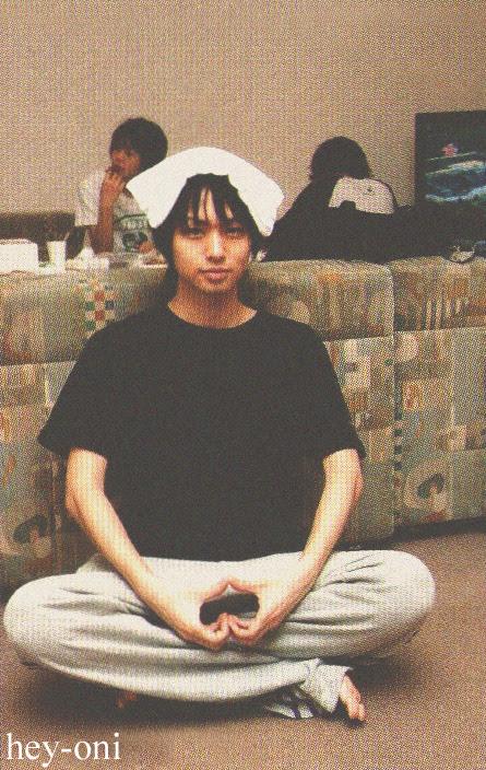 hey-oni:  «11/22» Inoo Kei  愛してるよ!!