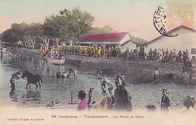Cochinchine 1914 - THUDAUMOT