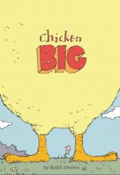 Chicken Big by Keith Graves book cover