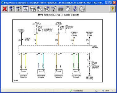 35 Saturn Stereo Wiring Diagram - Worksheet Cloud