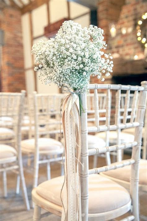 Top 10 Gorgeous Wedding Chair Decorations   Top Inspired