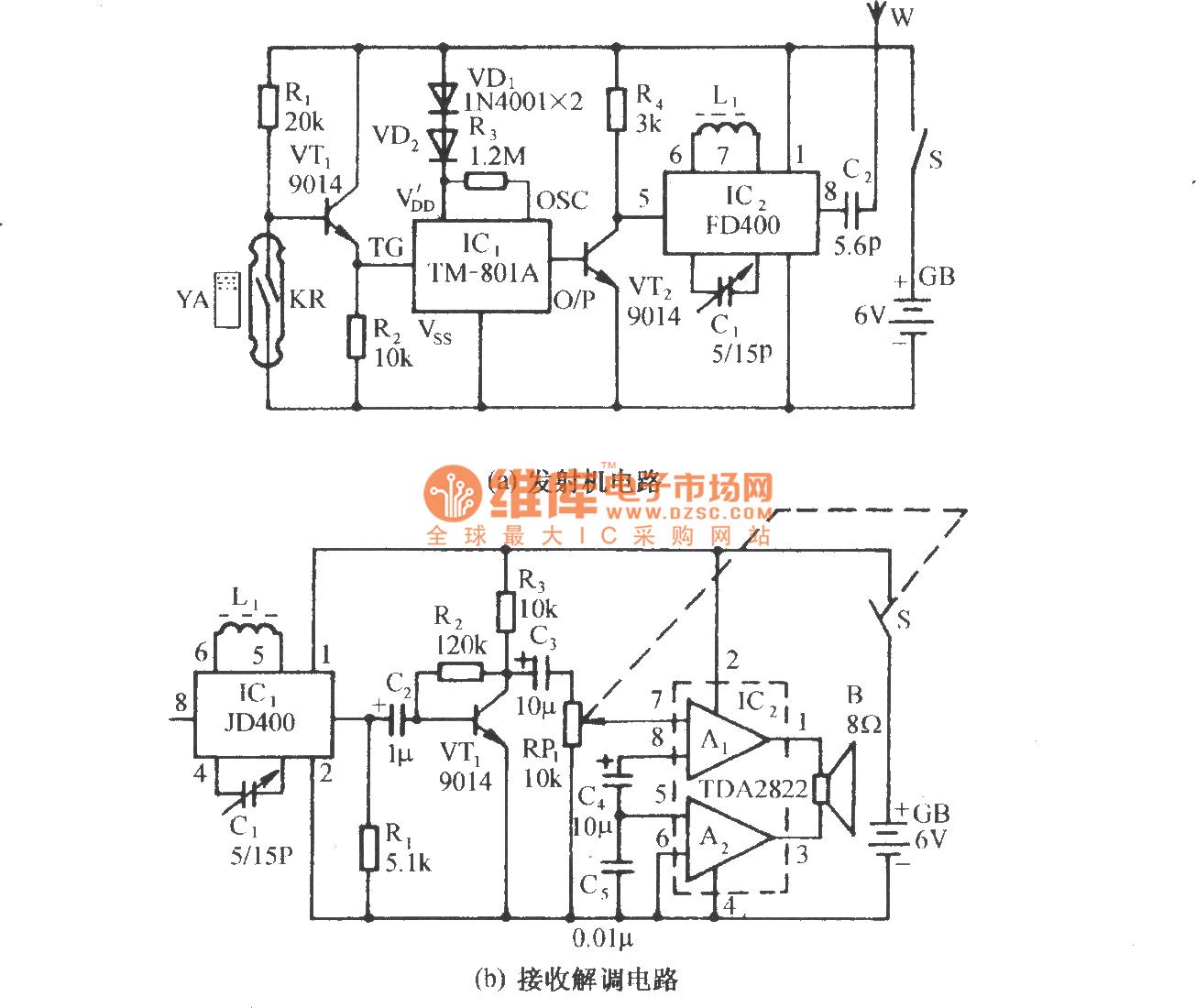 Fm Transmitter Circuit Pdf