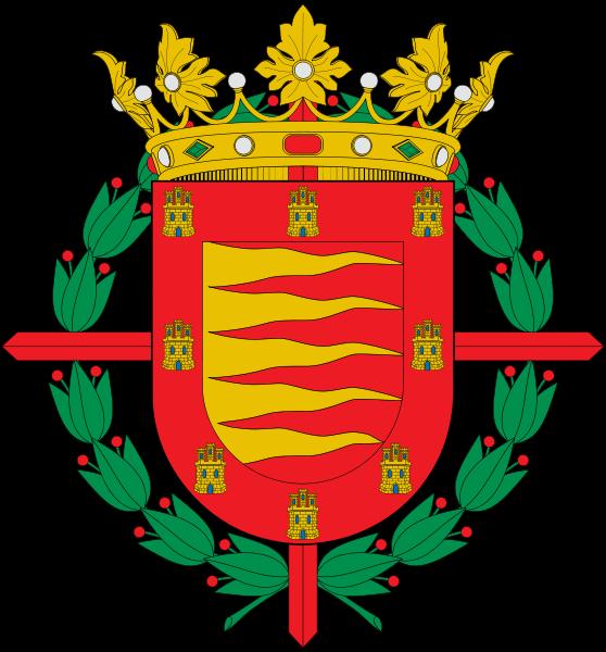 Archivo: Escudo de Valladolid.svg