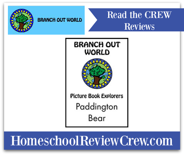 Paddington Bear {Branch Out World Reviews}