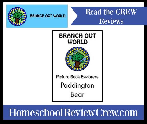 Paddington Bear {Branch Out World Reviews}