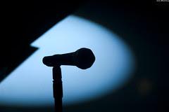 Microphone shadows (HOTEL live)