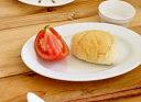 白い食器 オーバル リムプレート 20.5cm 8インチ【5000円以上で送料無料!!】