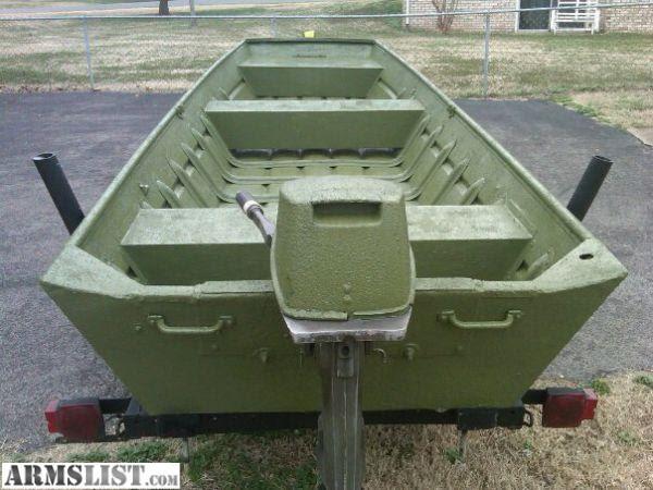 14 Foot Aluminum Boat 25 Hp Outboard Trailer Please Contact Saint