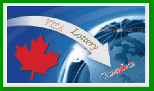 Image result for Canadian Visa Lottery