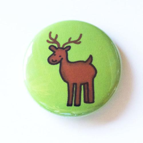 Elk - Button 02.01.11
