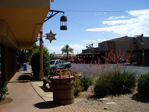 Scottsdale old town