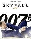 【送料無料】007/スカイフォール 2枚組ブルーレイ&DVD【初回生産限定】【Blu-ray】 [ ダニエ...