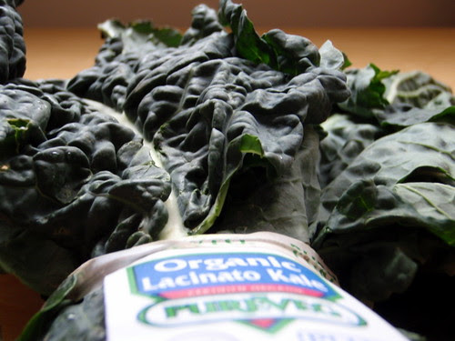 Organic Kale from Boston Organics