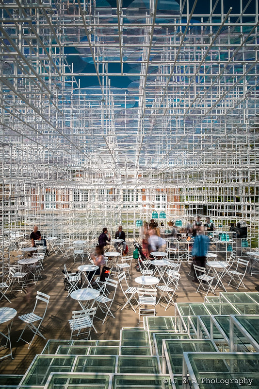Serpentine Gallery 2013 Pavilion