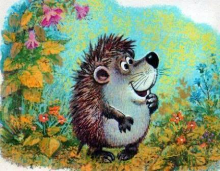 Картинки по запросу осіння берізка та їжачки фото
