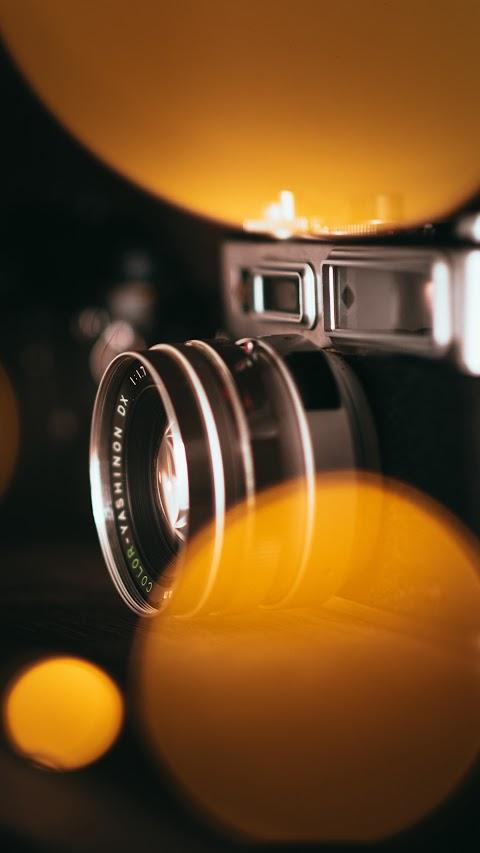 خلفية لعشاق التصوير والفوتوغراف لكامرة كلاسيكية بدقة عالية hd