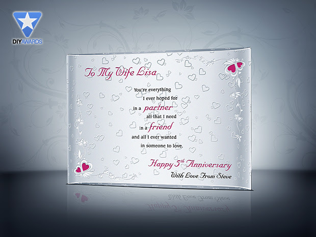 Crystal Wedding Anniversary Gifts For Her: Wedding Anniversary Gifts: Crystal Wedding Anniversary